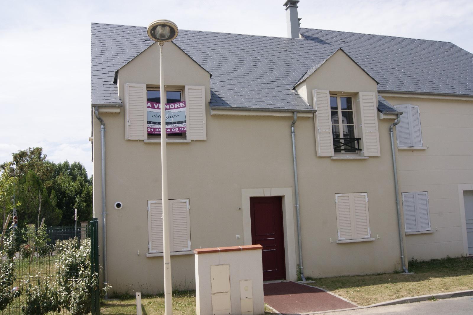 Vente maison neuve for Maison neuve vente